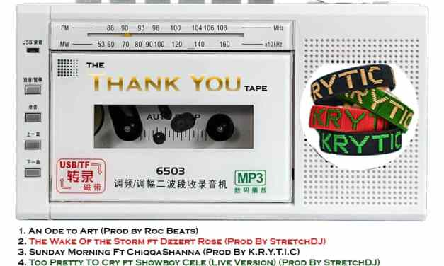 KRYTIC – The Thank You Tape