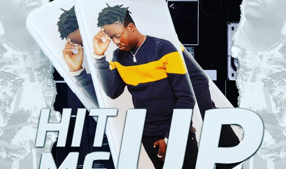 Kwame – Hit Me Up