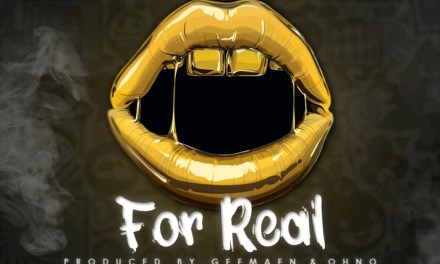 OHNO – For Real ft Ryan Blaze