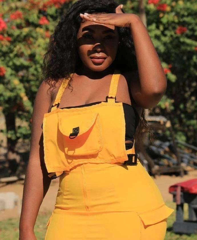Astounding  Bianca Mina Kaluba