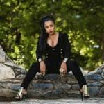 Zambian Artist and Actress Bombshell