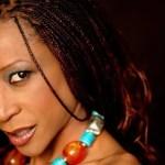 Zambian R&B artist Marsha Moyo