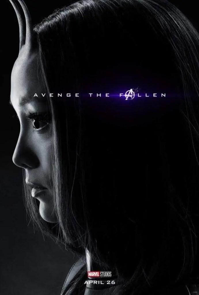 Marvel Movies At Zambian Cinemas This Week - Endgame 36