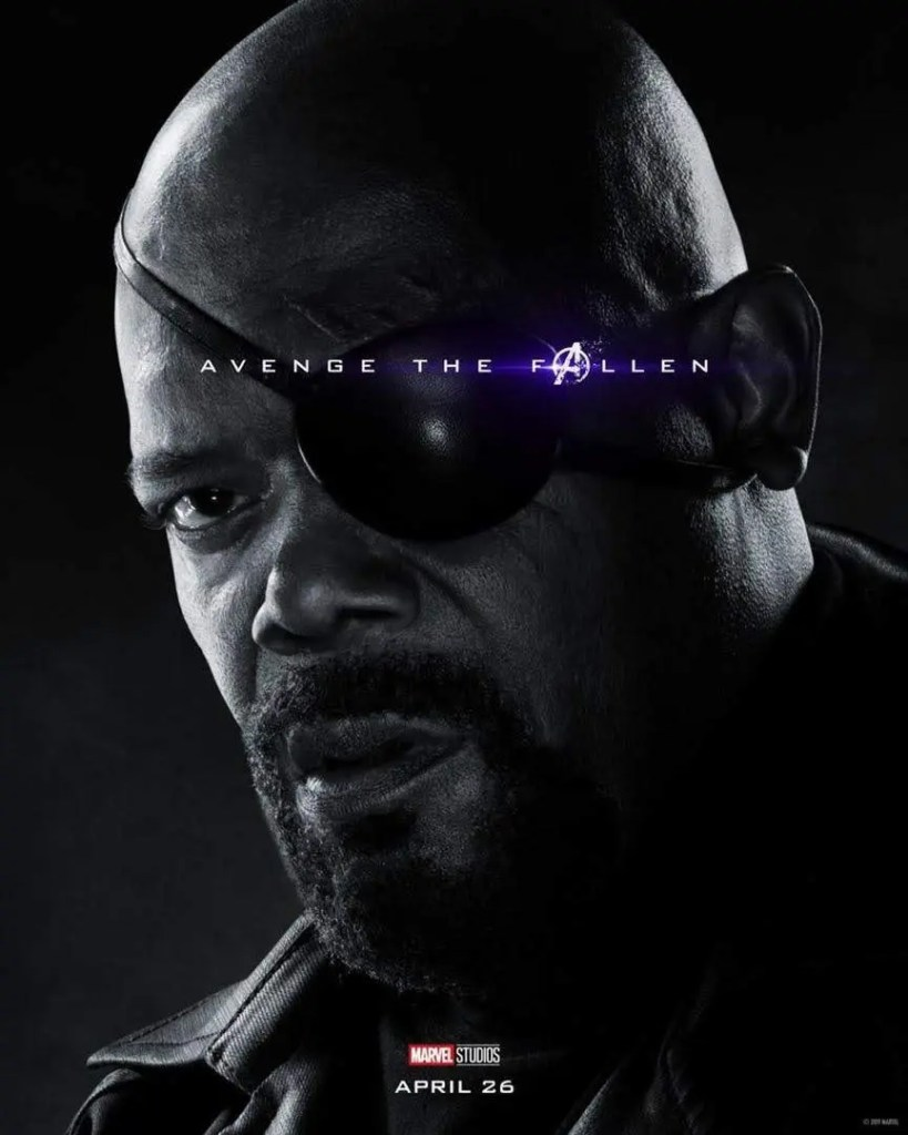 Marvel Movies At Zambian Cinemas This Week - Endgame 40