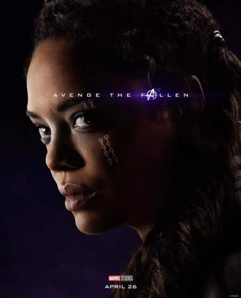 Marvel Movies At Zambian Cinemas This Week - Endgame 44