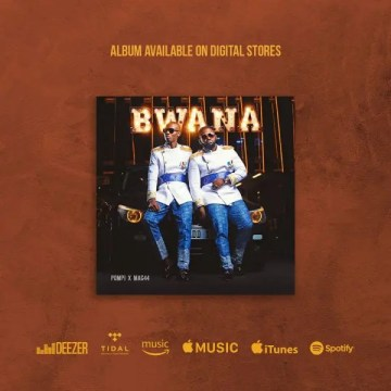 Mag44 and Pompi team up for the album Bwana
