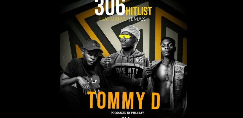 Catchy vibes I am feeling like Tommy from 306 Hit List featuring Jemax