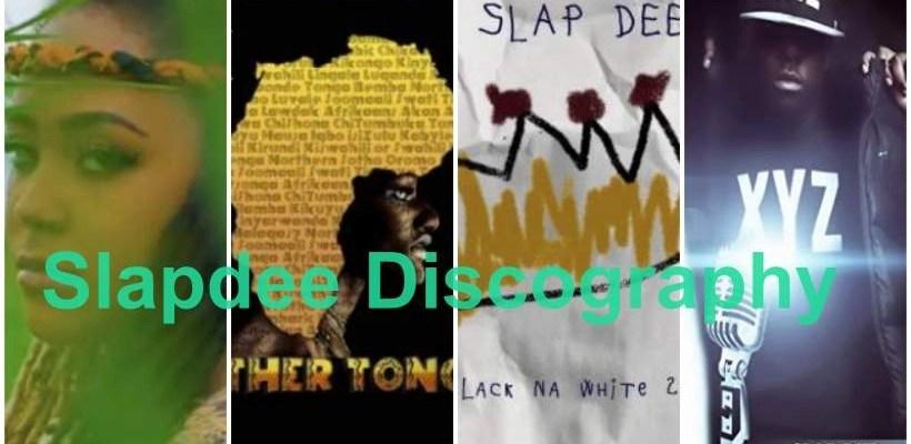 Slapdee discography