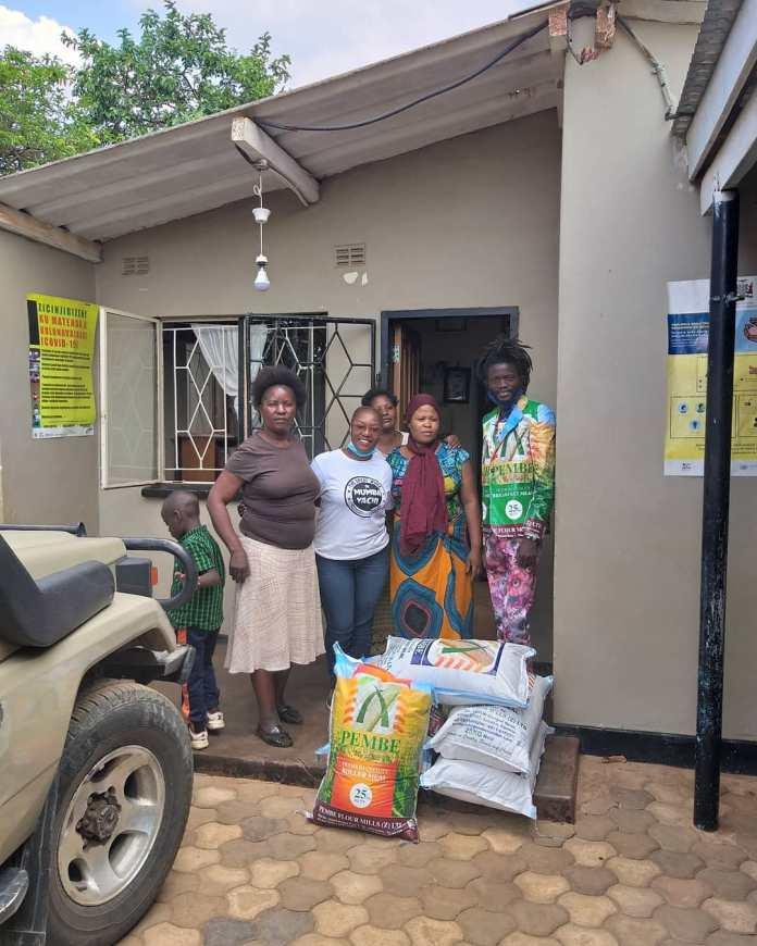 Mumba Yachi Donates To UTH