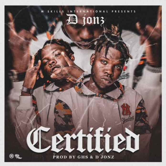 D Jonz - Certified Mp3