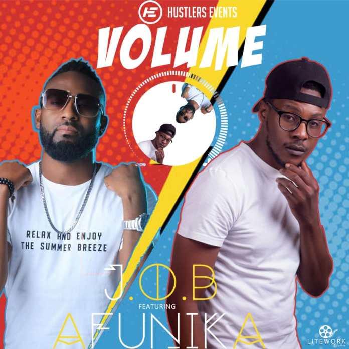 J.O.B ft. Afunika - Volume Mp3