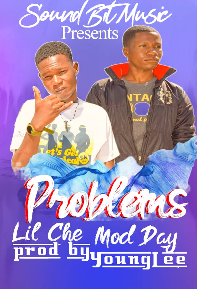 Lil Che ft Mod Day - Problems (Prod. Young Lee)