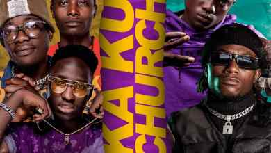Lusaka City ft. 4 Na 5 - Ka Ku Church Mp3