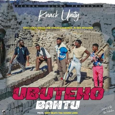 Knack Unity - Ubuteko Bantu Mp3