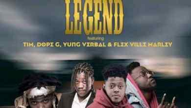 DJ Mzenga Man ft. Tim, Dope G, Young Verbal & Flexvile Marley - Legend Mp3