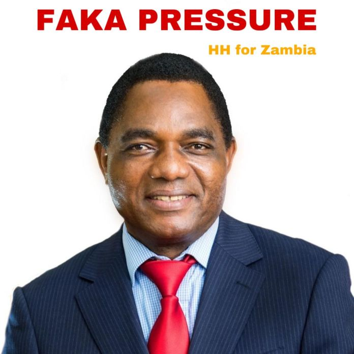 Siame OC - Faka Pressure (UPND Campaign Song)
