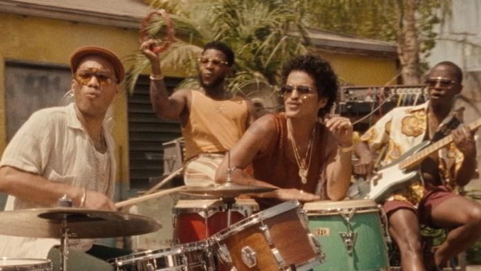 Bruno Mars & Anderson .Paak – Skate (Music Video)