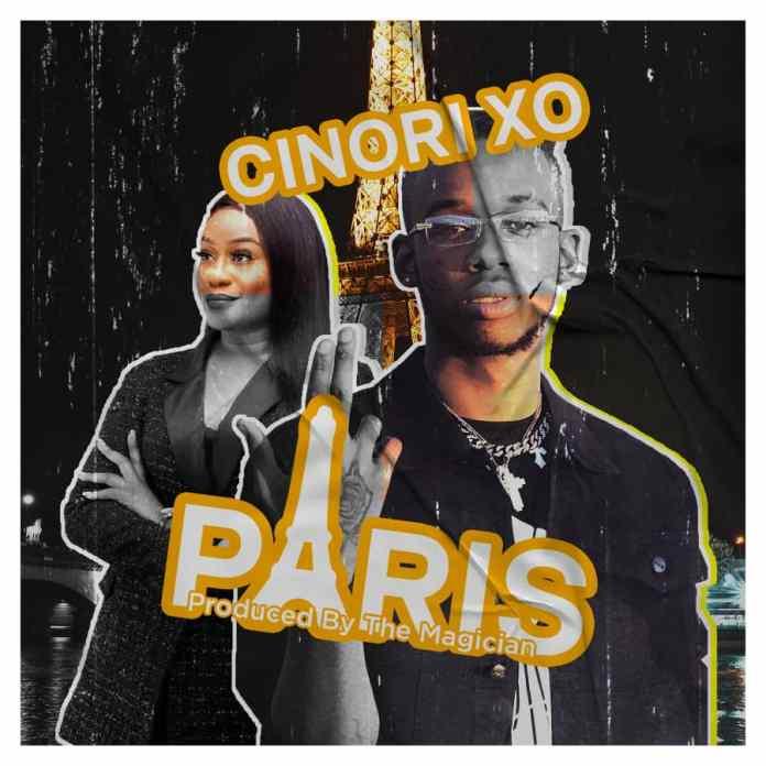 Cinori XO – Paris (Prod. Magician)
