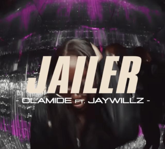 Olamide ft. Jaywillz - Jailer (Music Video)