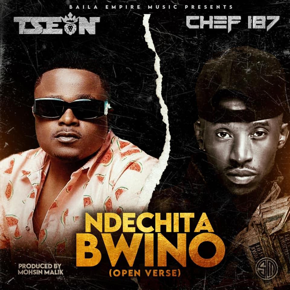 T-Sean ft. Chef 187 – Ndechita Bwino (Open Verse)
