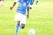 Zambian footballer James Chibwe