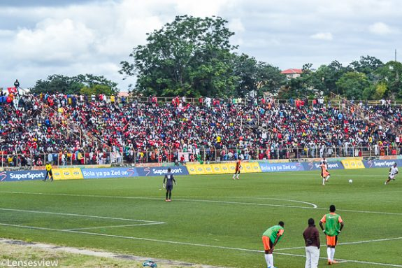Lusaka Tigers hosting Nkana