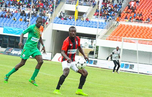 Zesco wins the barclays trophy