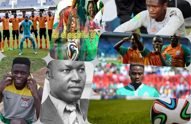 List Of Zambian football players
