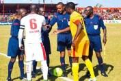 Referee Jani SIkazwe