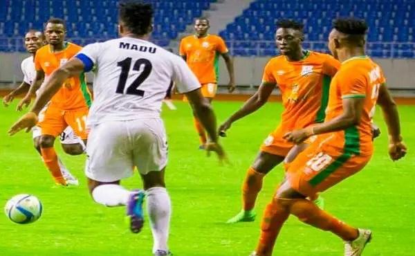 Zesco united vs Enugu rangers