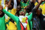 Zimbabwe champs of the 2017 cosafa