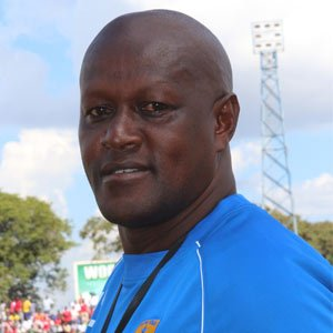 Coach Hector Chilombo
