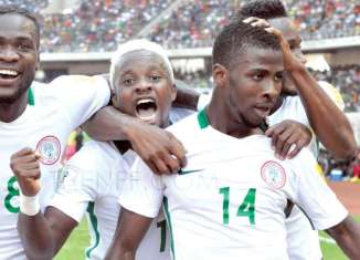 Goal from Kelechi Iheanacho helped the Super Eagles defeat Zambia in the World Cup Qualifier in Ndola