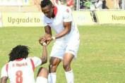 Chris Mugalu Zambia Super league top scorer of Lusaka Dynamos