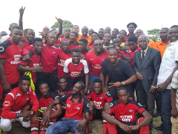 Kitwe United back to MTN super league
