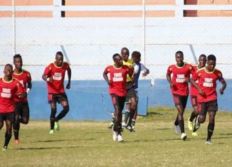 KYSA during the Zambia super league 2018