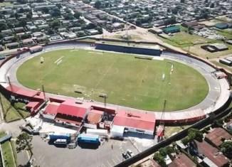 Zambian stadiums Nkana stadium