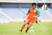 Japanese player at Zesco United