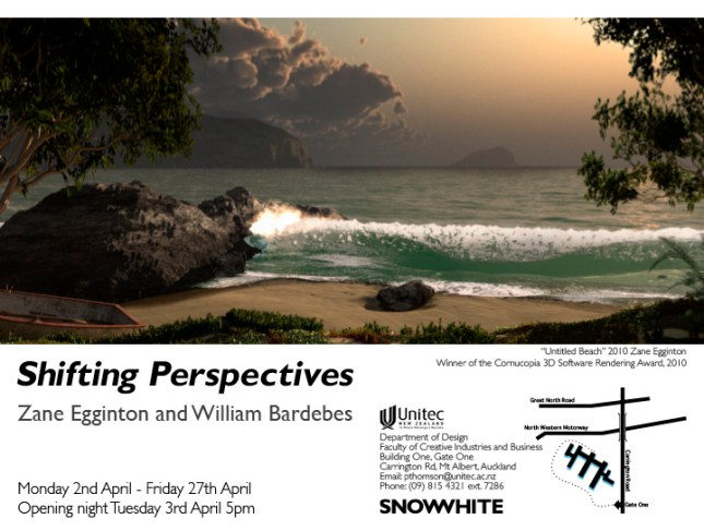 Shifting Perspectives Invite