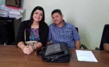 Joelma e Totô
