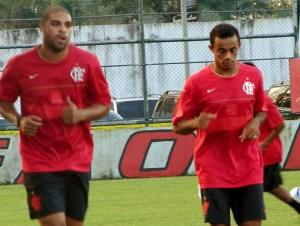 Aleilson no Flamengo