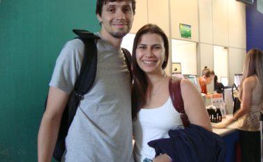 Eliza e João