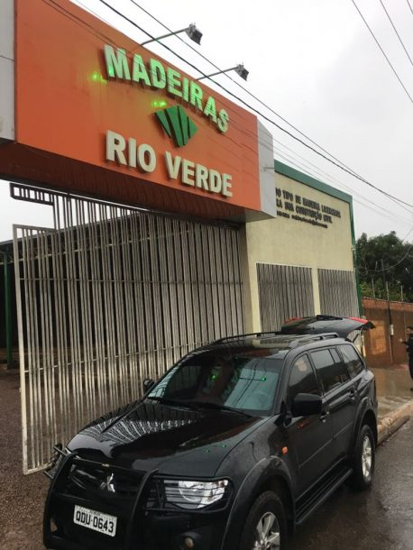 Madeiras Rio Verde