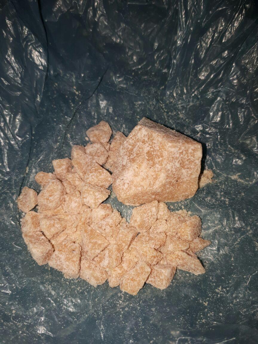 Pedras de crack da dupla