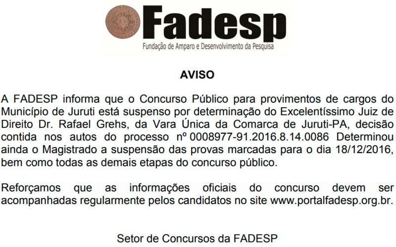 comunicado-fadesp