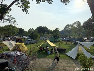[2018]Camp 29苗栗老官道。GoodDay Outdoor show