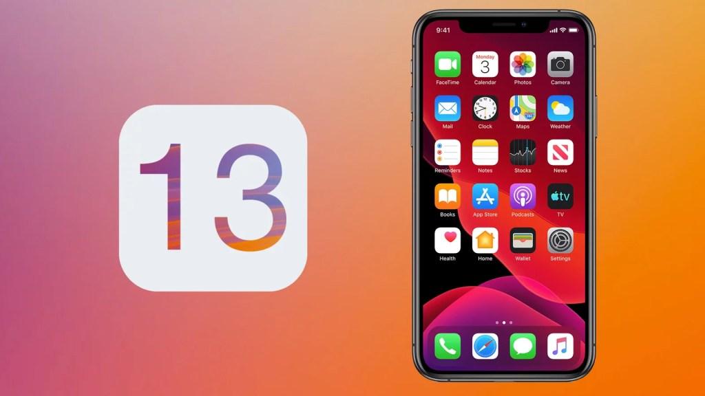 The iOS 13