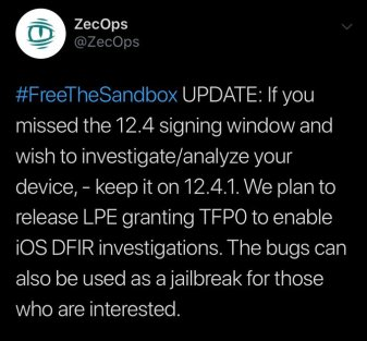 Our Official Jailbreak iOS 12 Category contains the latest jailbreak updates and tutorials. In addition to learning how to Jailbreak iOS 12.4.1, we also cover new jailbreak iOS 12 updates.