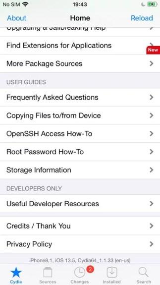 iOS 13.5 Beta 3 Jailbreak Successful with Checkra1n.