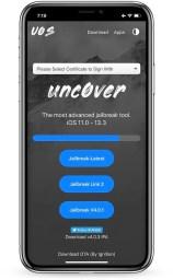 U04S Store - Get unc0ver jailbreak without revoke